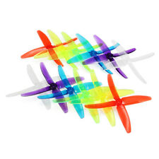 10 Pairs Racerstar 5040 4 Blade FPV Racing Propeller 5.0mm Mounting Hole for