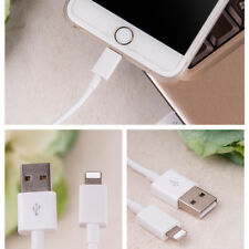 Lightning 8 Pin USB IOS Charging Charger Cable For Apple iPhone 5s 6 6s 7 US NEW