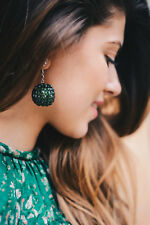 H&M HM Conscious Exclusive 2018 Sparkly stone earrings