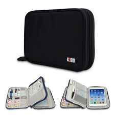 Waterproof Portable Travel USB Wires Storage Bag Phone Charger Case Electronic