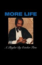 Drake Poster Photo Print More Life Album Cover A Playlist By October Firm