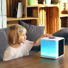 New Arctic Air Personal Space Cooler 3-IN-1 Cooler Humidifer & Purifer As Seen