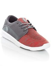 Chaussure Etnies Scout YB Dark Gris-Rouge
