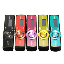 LCD Screen USB Mp3 Music Player FM Radio Support 16GB Micro SD TF Card with