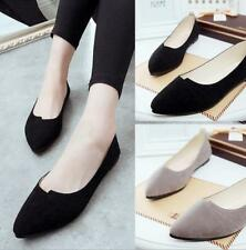 Black Flat Ladies Shoes With Bow Dime