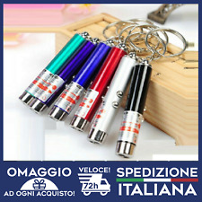 Laser 2in1  Puntatore Rosso 5mw + TORCIA LED
