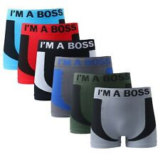 Mens Urban Boyz Stripe Boxer Shorts Pants Underwear PACK OF 3 6 9 12 Size S-2XL