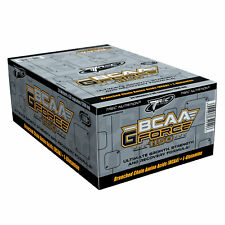 BCAA G-FORCE - BCAA Amino Acids + Glutamine Supplement High Anabolic & Recovery