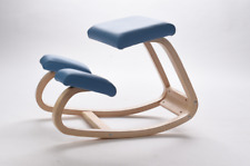 Ergonomic Kneeling Chair for Desk, Office & Home - Faux Leather - 4 Colours