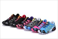 NEW Women's Salomon Speedcross 3 Outdoor Running Sports Trainers Shoes 10 colors