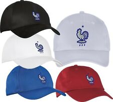 France FIFA WORLD CUP  SOCCER RUSSIA 2018 Golf Hat Cap -