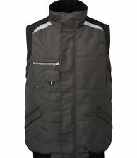MENS TUFFSTUF BODY WARMER PADDED QUILTED VEST WAISTCOAT JACKET GILET M-3XL 229