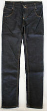 NAKEDAPE Minus Denim Bamboo Dark woman jeans pants pantaloni donna _