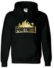 FORTNITE Hoodie Battle Royale Gaming Hoody Xbox PS4 PC Gamers Funny Kids Adults