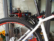 "2 PARASCHIZZI STILE MARSH GUARD PARAFANGHI ""YOU MTB FENDER"" MTB"