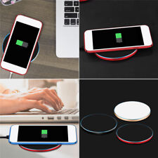 Qi Wireless ChargeFast Charger Dock Pad&Silicone Dual-use Wireless Receiver Case