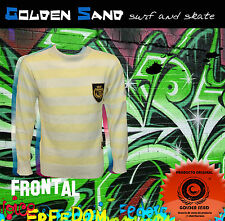 Jersey surf skate Golden Sand para niños. Sweater for children. Lemonade