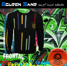 Jersey surf skate Golden Sand para niños. Sweater for children. Flip rain
