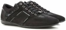 Christmas SALE Offer VERSACE Collection V900420 Men Sneaker Shoes Black RRP £285