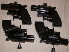 Vintage 1960's Trigger Action WATER PISTOL 4 pcs. SQUIRT GUNS Old Store Stock !!