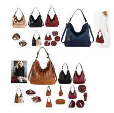 New Style Ladies Women's Fashion Trend Latest Design Hobo Bags With Metal Work