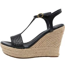 NEW UGG Womens Fitchie II Strap Sandals Black RRP £109