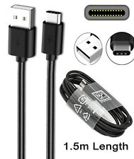 Genuine Samsung Fast Charging USB C Type Sync Data Cable For Galaxy S9+/S9 Black
