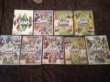 PC The Sims 3 Base Game Expansion Stuff Pack CD DVD Rom Add On Packs Choose Own