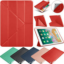 "For iPad 5th/6th/Air 1/Air 2 9.7"" Folding Smart Magnetic Stand Flip Case Cover"