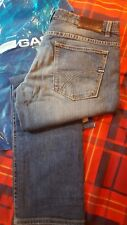 GAS DENIM JEANS. NORTON CARROT. W179.  BRAND NEW. SHOULD RETAIL FOR OVER £120