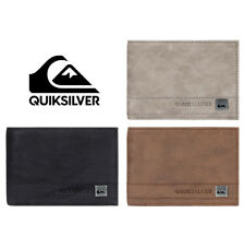 Quiksilver Men's Stitchy Bi-Fold Casual Wallet