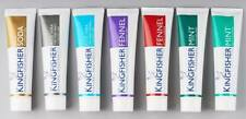 Kingfisher VEGAN Toothpaste 100ml Fluoride Free - 3 PACK- *Mix & Match Flavours*