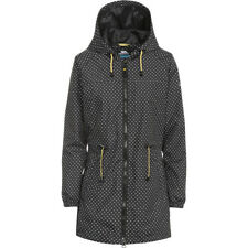 Trespass Womens/Ladies Isabella Hooded Polka Dot Waterproof Jacket