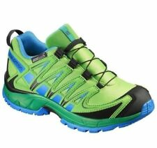 SALOMON XA PRO 3D CSWP K Kinder Outdoor Shuhe Wasserfest NEU! Top Qualitat!