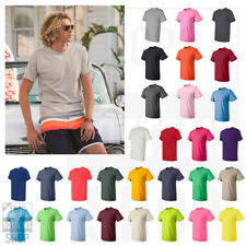 Fruit of the Loom HD Cotton Short Sleeve Plain Blank T-Shirt S-6XL - 3930R