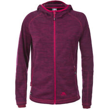 Trespass Womens/Ladies Riverstone Mediumweight Melange Fleece Jacket