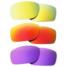 Polarized Replacement Lenses for-Oakley Five Squared Sunglasses Anti Sand New UK
