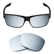 Polarized Replacement Lenses for-Oakley TwoFace Sunglasses Optional Waterproof