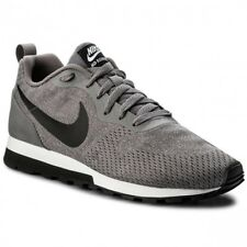 Nike Chaussures Baskets pour Hommes Gris Taille 42 44 Md Runner 2 Étroit Maille