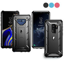 Poetic Galaxy Note 9 / S9 Plus Case [Revolution] Kick-Stand w/ Drop Protection