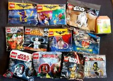 Minifigures/Figurines - Lego - Polybag Batman movie,Ninjago,Star Wars...