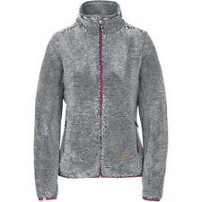 Trespass Womens/Ladies Muirhead Full Zip Warm Stretchy Fleece Jacket