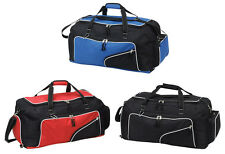 """26"""" Sports Gym Travel Duffel with Shoe Bag and Shoulder Strap - AP9326"""
