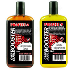 Hook Bait Liquid Booster 270ml Glug PVA Friendly Carp Boilies Fishing Tiger Nut