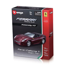 Race and Play Assembly Kit - Scale:1: 43 Ferrari - Model Vehicle Kit - 8 Years +