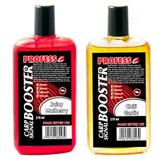 Hook Bait Liquid Booster 270ml Glug PVA Friendly Carp Boilies Fishing Garlic