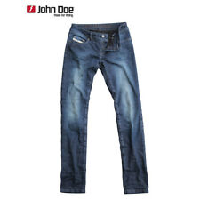 John Doe BETTY HIGH Damen Jeans Slim Cut mit DuPont Kevlar® Faser - Indigo