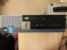 Dell OptiPlex 790 USFF. Core i3 Desktop PC 3GB RAM, 250GB HDD, Windows 7 pro