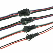 Cable Adaptador de Enchufe SM (2S-3S-4S-5S) FPV RC Drones Conversor Male Female