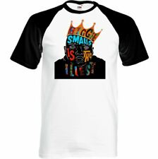 Biggie Smalls Is The Illest da Uomo The Notorious Big T-Shirt Rap Music Hip Hop